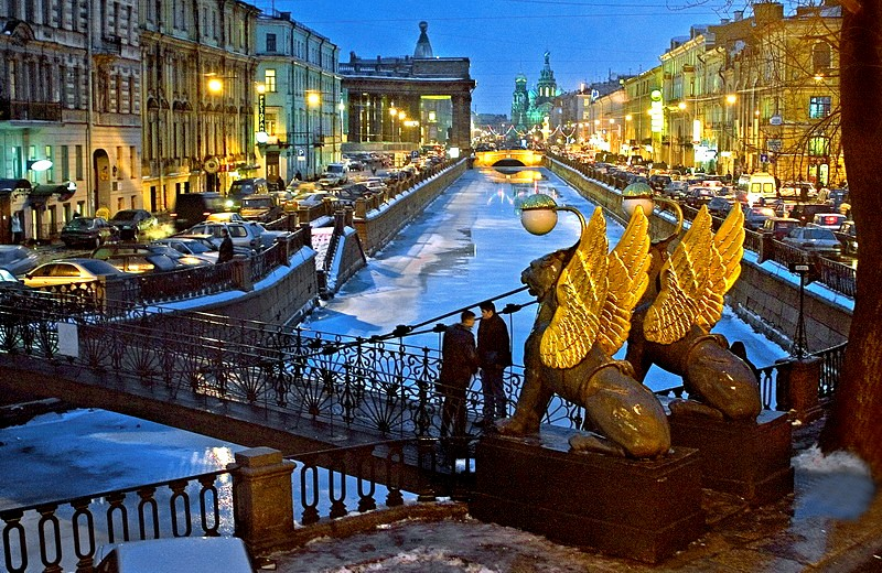 bank-bridge-in-st-petersburg