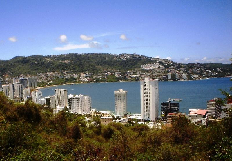 Acapulco-Bay-Mexico